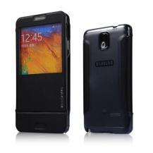 BASEUSBASEUS Folio fodral till Samsung Galaxy Note 3 N9000 (Svart)