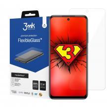 3MK3MK - Flexibelt Hybrid Härdat Glas Xiaomi Poco M3 Pro 5g / Redmi Note 10 5g