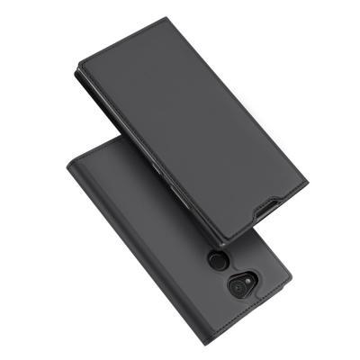DUX DUCIS Plånboksfodral till Sony Xperia L2 - Grå
