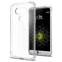 SpigenSPIGEN Crystal Shell Skal till LG G5 - Clear