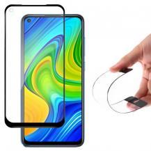WozinskyWozinsky Flexi Nano Glas Skärmskydd Redmi 10X 4G/Note 9 Svart