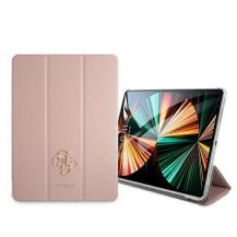 GuessGuess Fodral iPad Pro 12.9 2021 Saffiano Collection - Rosa