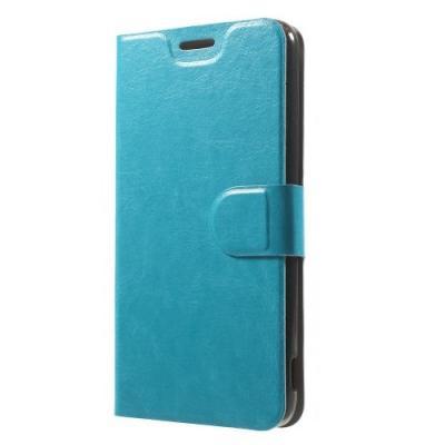 Crazy Horse Plånboksfodral till LG G5 - Blå