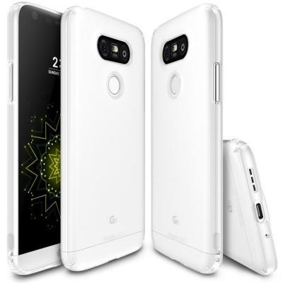 Ringke Slim Skal till LG G5 - Vit