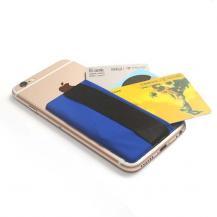 OEMKreditkortshållare för smartphones - Blå