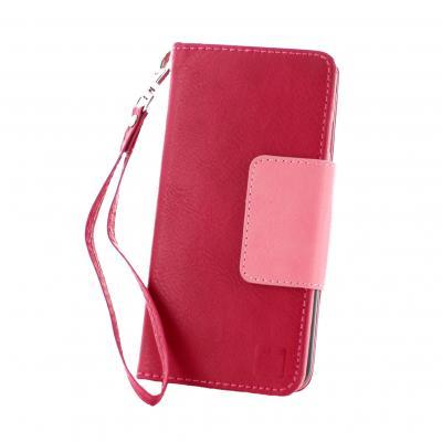 Covered Gear Devoted Plånboksfodral - iPhone 6/6S - Magenta/Rosa
