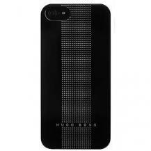 Hugo BossHugo Boss Dots skal till Apple iPhone 5/5S/SE - Svart