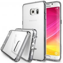 RearthRingke Fusion Shock Absorption Skal till Samsung Galaxy S6 Edge Plus - Grå