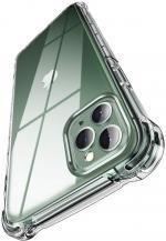 OEMShockproof Mobilskal till iPhone 11 Pro - Clear