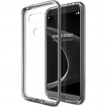VERUSVerus Crystal Bumper Skal till LG G5 - Steel Silver
