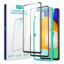 ESRESR - 3D 2-Pack Screen Shield Härdat Glas Galaxy A52/A52S 5g - Svart
