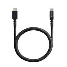 ChampionChampion Ultra Pro Kevlar Cable USB-C - Lightning 1 5m
