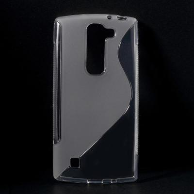 S-Curve Flexicase till LG G4C - Transparent