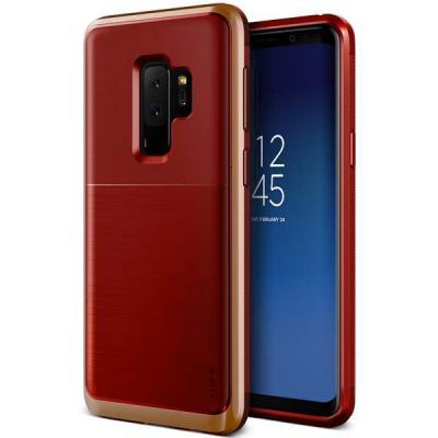 Verus High Pro Shield Skal till Samsung Galaxy S9 Plus - Röd