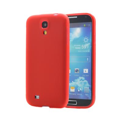 Grip FlexiSkal till Samsung Galaxy S4 - i9500 (Röd)