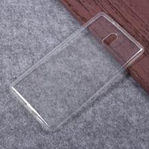 A-One BrandFlexicase Skal till Nokia 3 - Transparent
