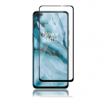 PanzerPanzer - Full-Fit Silicate Glass OnePlus Nord
