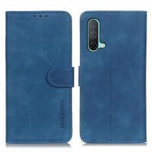 KHAZNEHKHAZNEH Plånboksfodral OnePlus Nord CE 5G - Blå