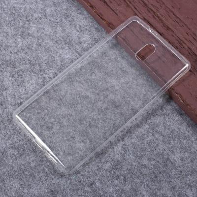 Flexicase Skal till Nokia 3 - Transparent