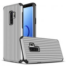 A-One BrandHybrid Armor Skal till Samsung Galaxy S9 - Silver
