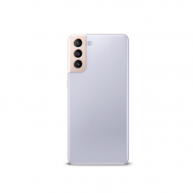 PuroPuro - Nude Mobilskal Samsung Galaxy S21 Plus - Transparent