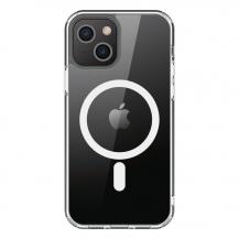 PuroPuro Lite Magsafe Skal iPhone 13 - Transparent
