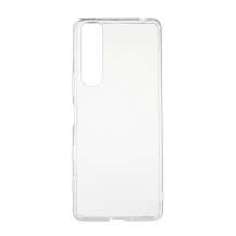 EssentialsEssentials – TPU Skal Sony Xperia 5 III - Transparent