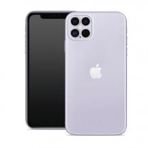 PuroPuro - Nude Cover iPhone 12 | 12 Pro - Transparent