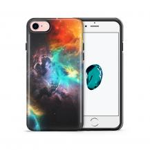 Tough mobilskal till Apple iPhone 7/8 - Rymden - Svart/Blå