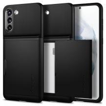 SpigenSPIGEN Slim Armor CS Skal Samsung Galaxy S21 - Svart