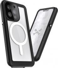 GhostekGhostek Nautical Slim Vattentätt MagSafe Skal iPhone 13 Pro - Clear