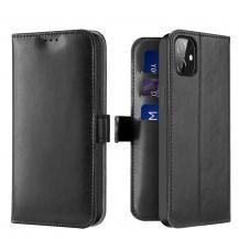 Dux DucisDux Ducis Kado Plånboksfodral iPhone 12/12 Pro Svart