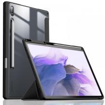 INFILANDInfiland Crystal Fodral Galaxy Tab S7 Fe 5g 12.4 - Svart