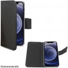 CellyCelly Plånboksfodral till Apple iPhone 13 Mini - Svart