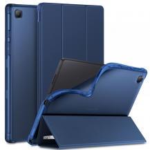 INFILANDINFILAND Smart Stand Fodral Galaxy Tab A7 10.4 T500/T505 Blå