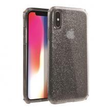 UNIQUNIQ Clarion Tinsel skal iPhone X/Xs Ångrök