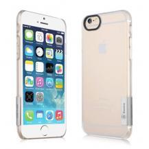 BASEUSBASEUS Sky series Baksideskal till Apple iPhone 6 / 6S (Silver)