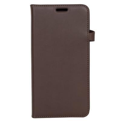 GEAR Buffalo äkta läder Plånboksfodral Samsung Galaxy S9 Plus - Brun
