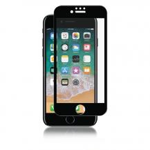 PanzerPanzer - Curved Silicate GlassiPhone 8/7 - Svart