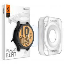 """SpigenSpigen Glas.Tr """"Ez Fit"""" Härdat glas 2-Pack Galaxy Watch 4 44 mm"""