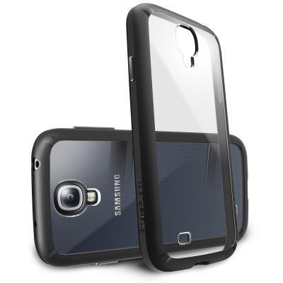 RINGKE Fusion skal till Samsung Galaxy S4 i9500 - (Svart)