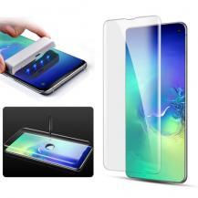 MocoloMocolo 3D Curved [UV Light] Tempered Glass till Samsung Galaxy S10 Plus
