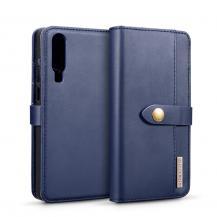 DG.MINGDG.Ming Plånboksfodral till Huawei P30 - Blå