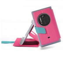 BASEUSBASEUS Faith väska till Nokia Lumia 1020 (Magenta)