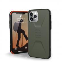 UAGUAG Civilian skal till iPhone 11 Pro - Olive Drab