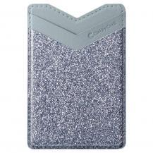 SpigenSpigen Cyrill Shine korthållare Glitter Blå-Grå