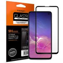 SpigenSPIGEN Härdat Glas Fc Galaxy S10E Svart