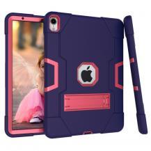 """A-One BrandStöttåligt Skal med stativ för iPad Pro 11"""" - Blå/Rosa"""