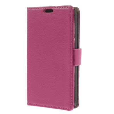 Plånboksfodral till LG L Fino - Magenta