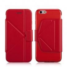 MomaxMOMAX Core Origami MobilFodral till Apple iPhone 6 / 6S - Röd